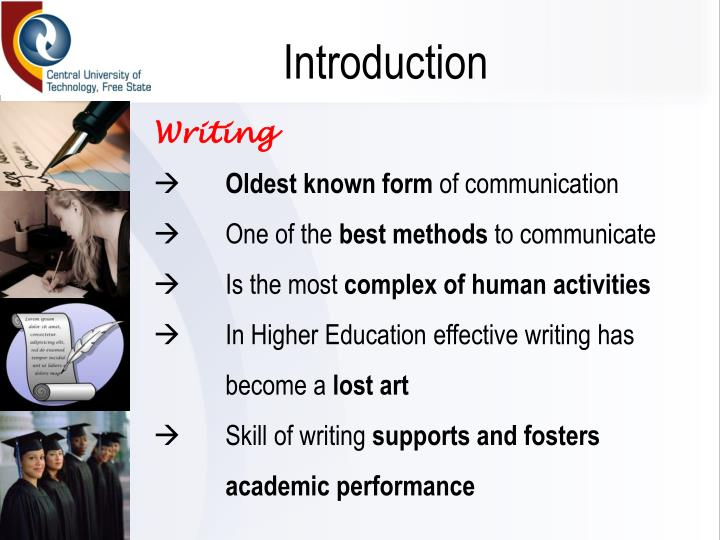 Academic writing bachelor phd