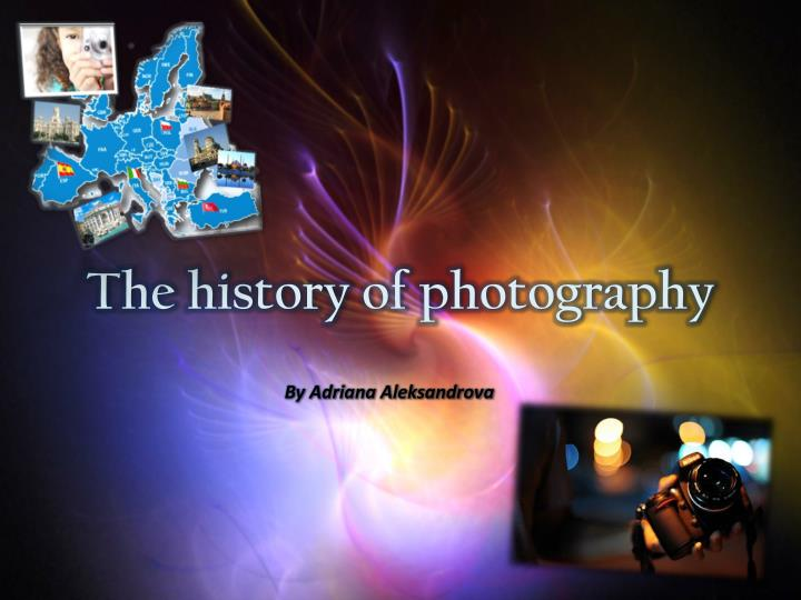 t he history of photography n.