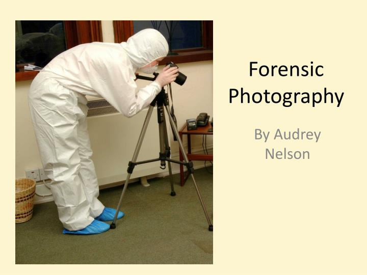 Ppt Forensic Photography Powerpoint Presentation Free Download Id 1606918