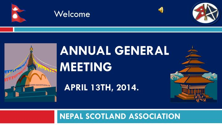 annual general meeting april 13th 2014 n.