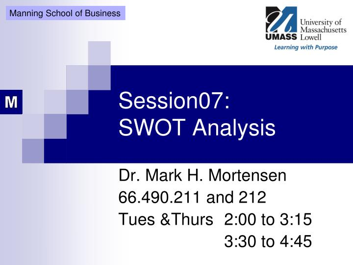 swot analysis nccus school of business