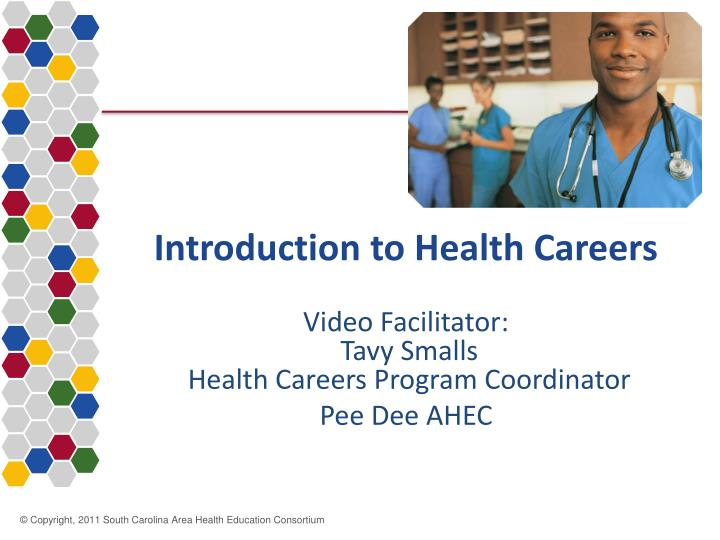 introduction to health careers n.