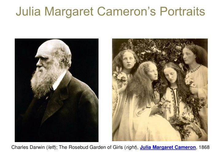 Julia Margaret Cameron's Portraits