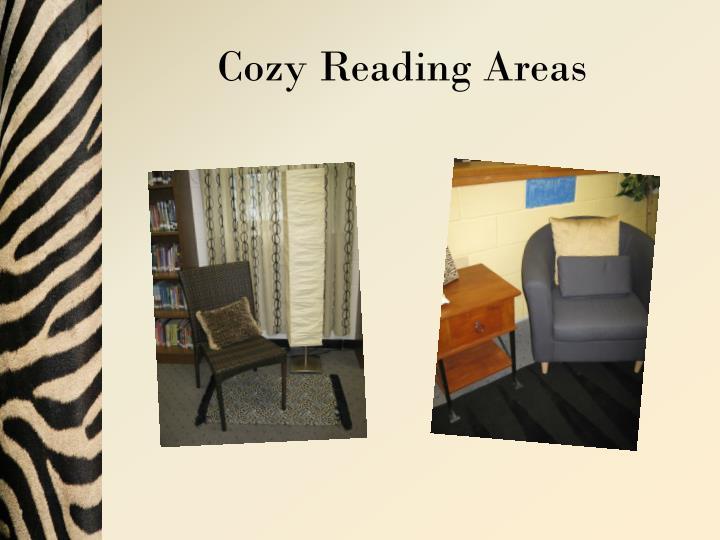 Cozy Reading Areas