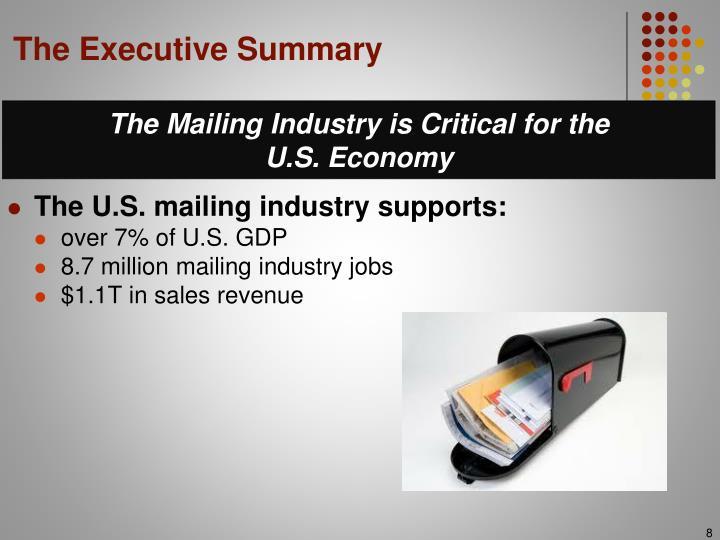 The Executive Summary