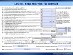 note line 46 enter new york tax withholding tax