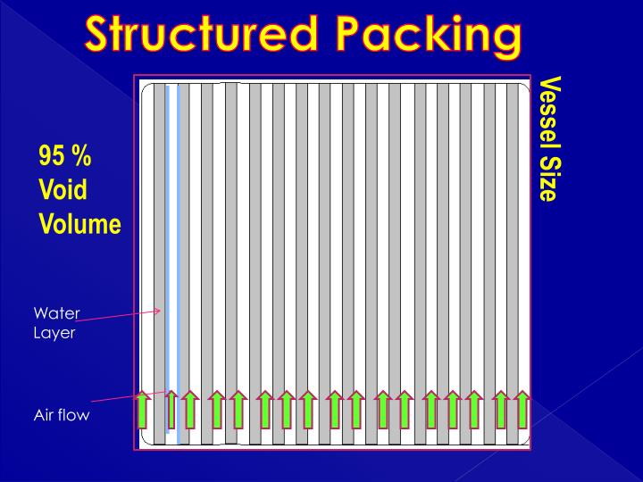 Structured Packing