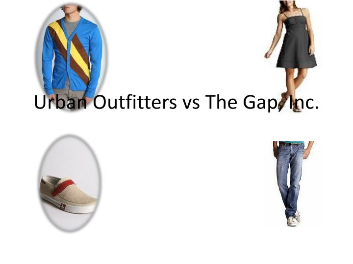 urban outfitters vs the gap inc n.