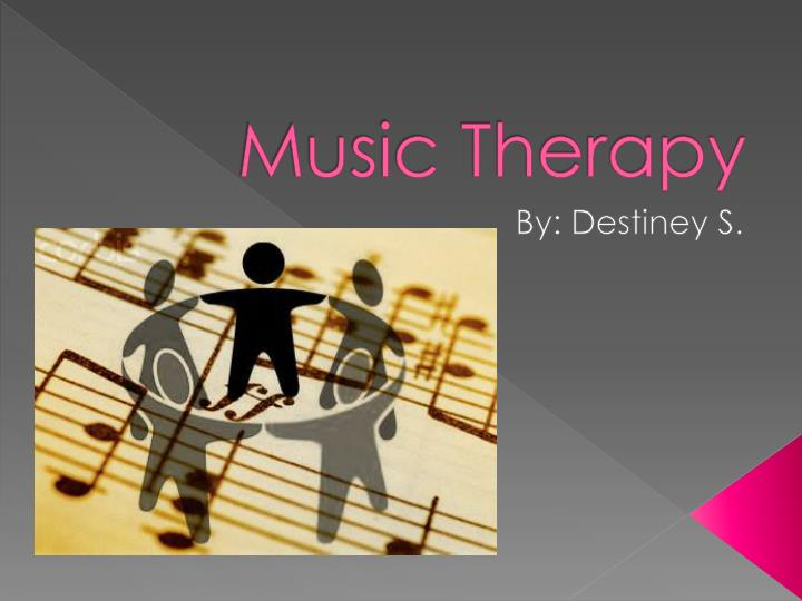 """an introduction to the importance of the music therapy According to the american music therapy association, """"music therapy is the clinical and evidence-based use of music interventions to accomplish individualized goals within a therapeutic relationship by a credentialed professional who has completed an approved music therapy program."""