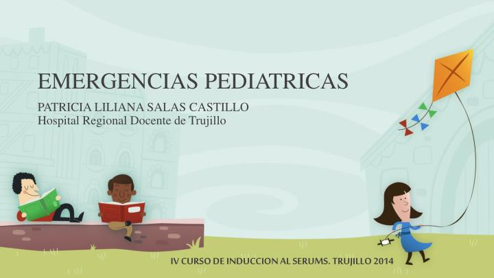 emergencias pediatricas n.