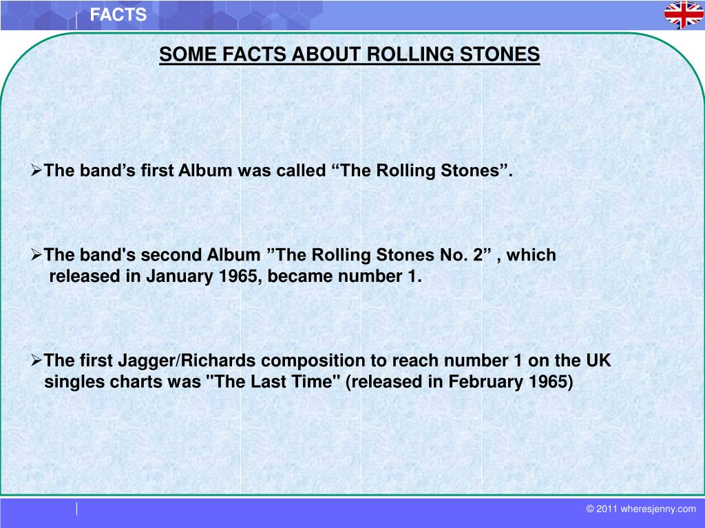 PPT - THE ROLLING STONES PowerPoint Presentation - ID:1609013