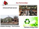 enhanced food service