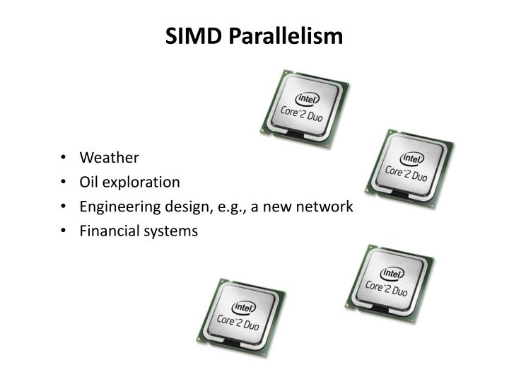 SIMD Parallelism