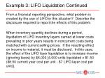 example 3 lifo liquidation continued1