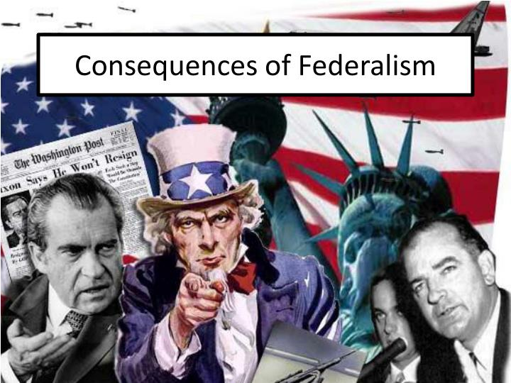 consequences of federalism n.