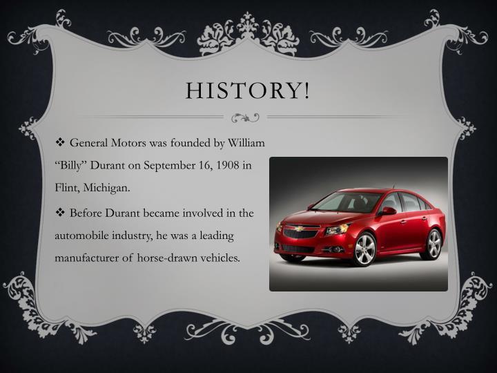 Ppt General Motors Powerpoint Presentation Id 1610249