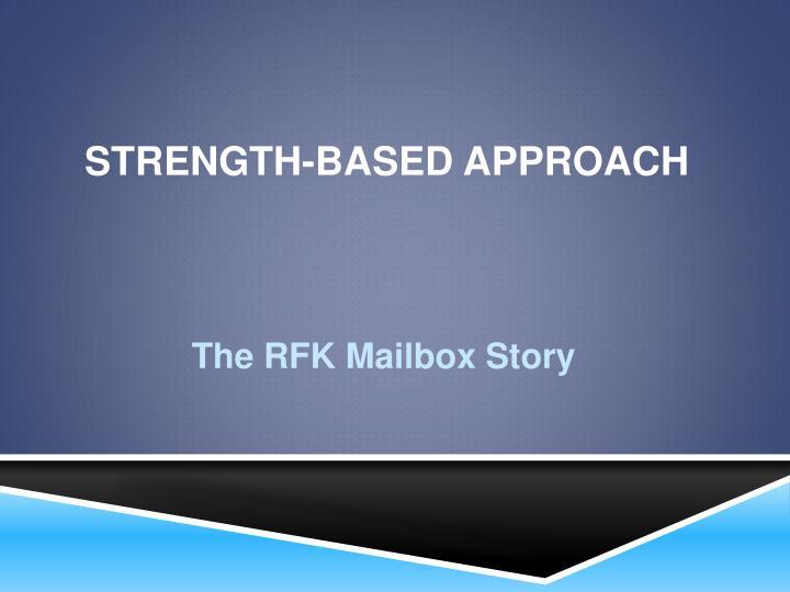 The RFK Mailbox Story