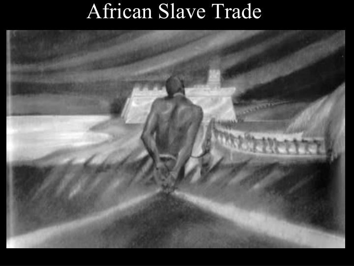 african slave trade in the 1500s and its negative impact on africans