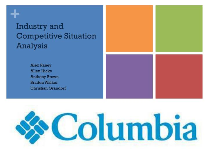 situation analysis industry analysis Category: business marketin analysis title: the role of situation analysis in marketing plan.