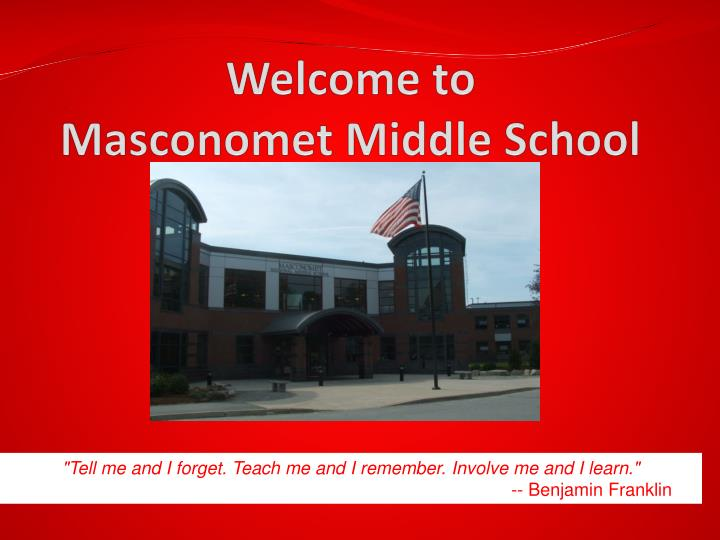 welcome to masconomet middle school n.