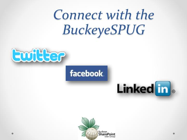 Connect with the BuckeyeSPUG