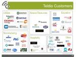 teldio customers