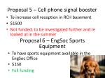 proposal 5 cell phone signal booster