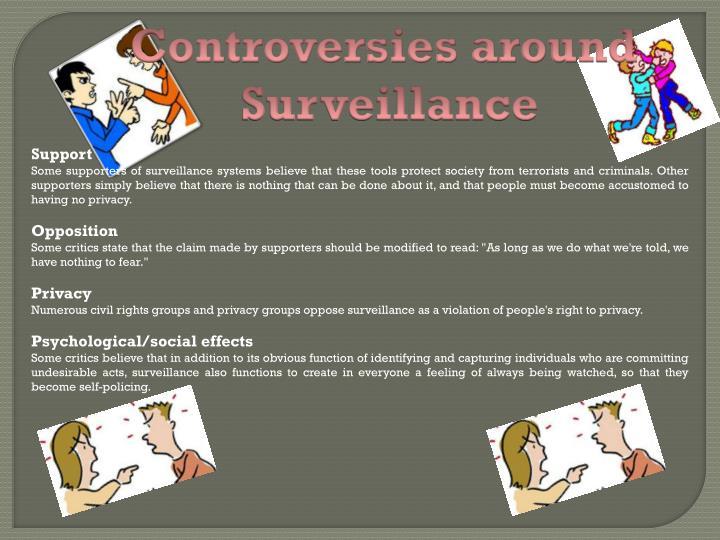 Controversies around