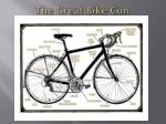 the great bike con