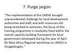 7 purge jargon
