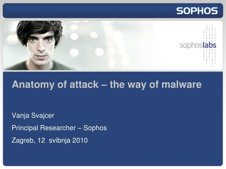 anatomy of attack the way of malware n.