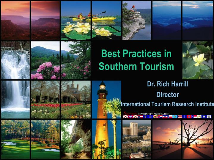 best practices in southern tourism n.