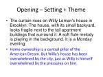 opening setting theme