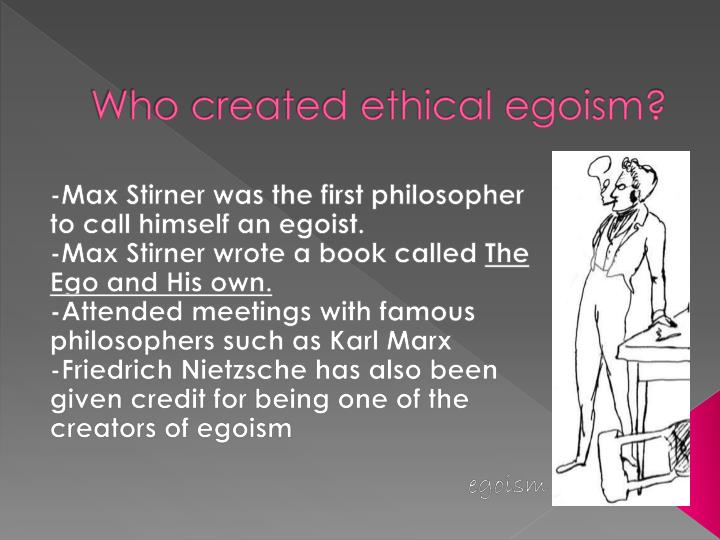 """aristotle and ethical egoism Essays in the scholarly debate on this issue are paula gottlieb, """"aristotle's ethical egoism,"""" pacific philosophical quarterly 77 (1996): 1–18."""