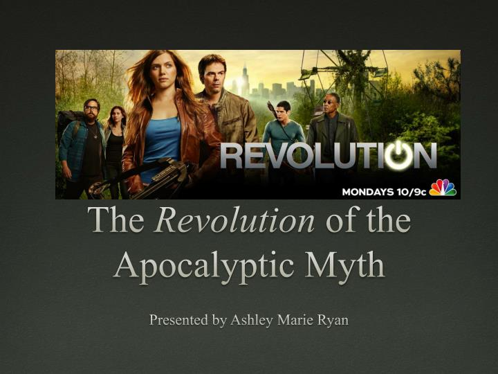 the revolution of the apocalyptic myth n.