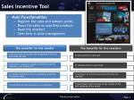 sales incentive tool