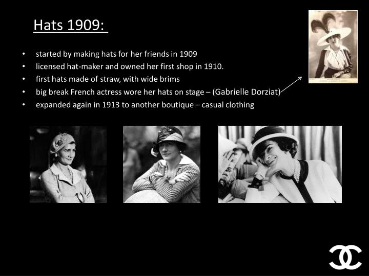 facaed73bc0 PPT - Coco Chanel PowerPoint Presentation - ID 1615137