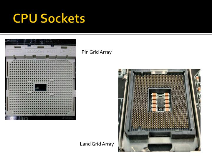 CPU Sockets