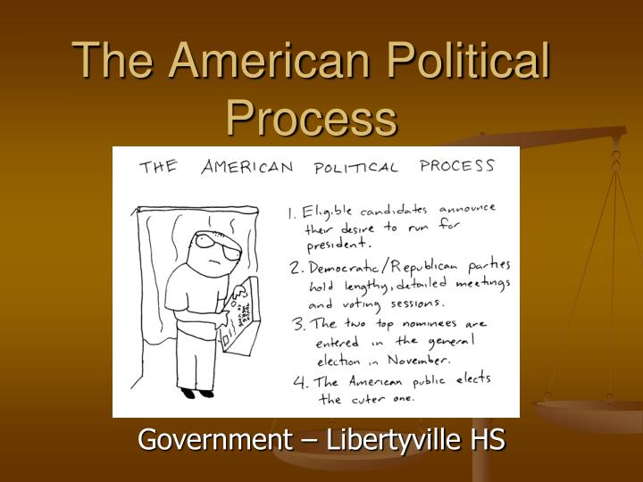 the american political process n.