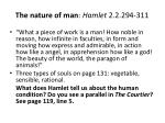 the nature of man hamlet 2 2 294 311