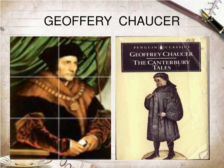 the symbolism of clothing in the canterbury tales by geoffrey chaucer Geoffrey chaucer: canterbury tales, clerk's tale  then he has his female servants strip her of her lowly clothing and they array her in the richest garments for .