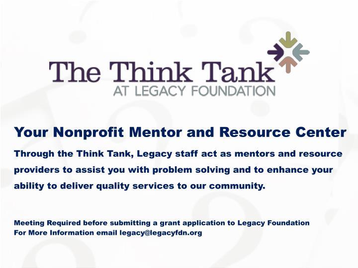 Your Nonprofit