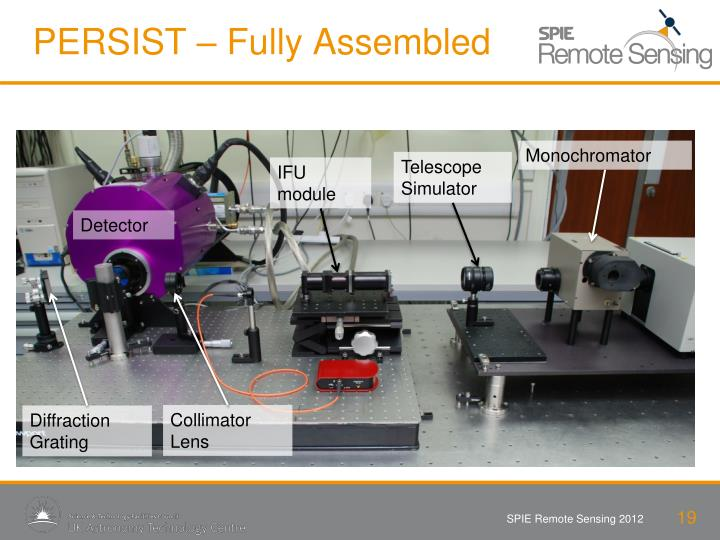 PERSIST – Fully Assembled