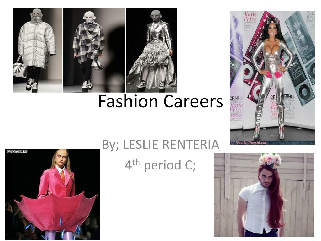 Ppt Fashion Careers Powerpoint Presentation Free Download Id 1616359