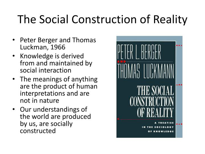 mystification sociology and berger Sociology will be satisfying, in the long run, only to those who can think of nothing more entrancing than to watch men and to understand things human (24) vi.