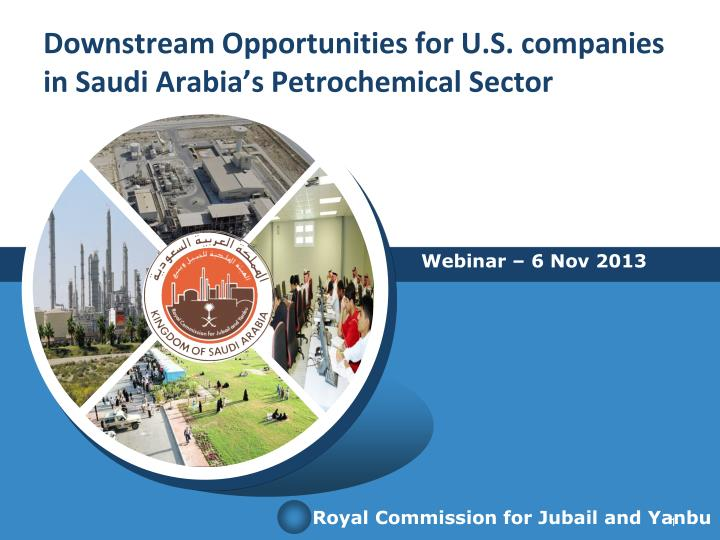 downstream opportunities for u s companies in saudi arabia s petrochemical sector n.