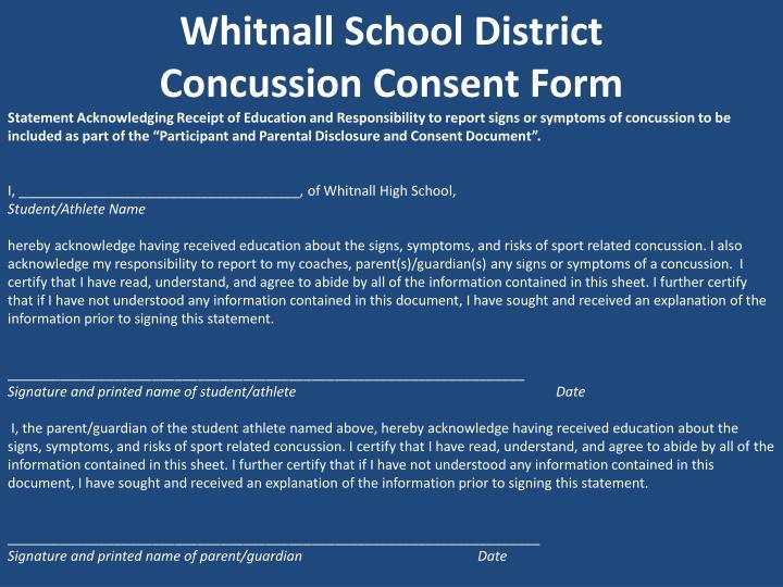 Whitnall School District