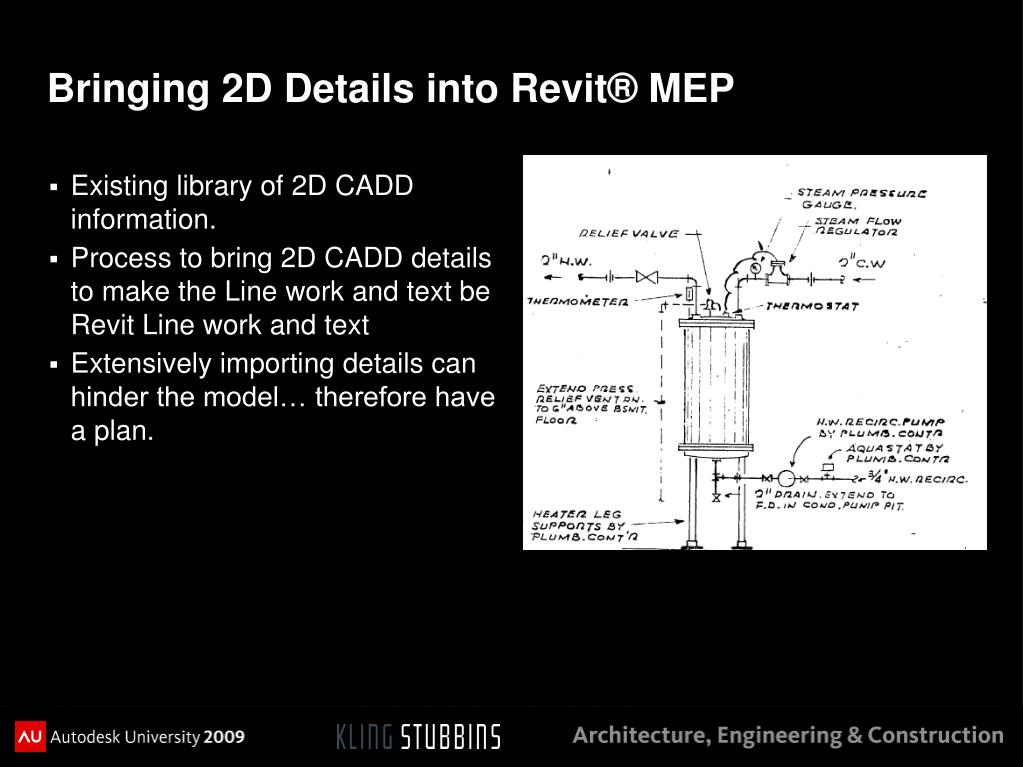 PPT - MP222-1 Real Life Plumbing Design in Autodesk® Revit