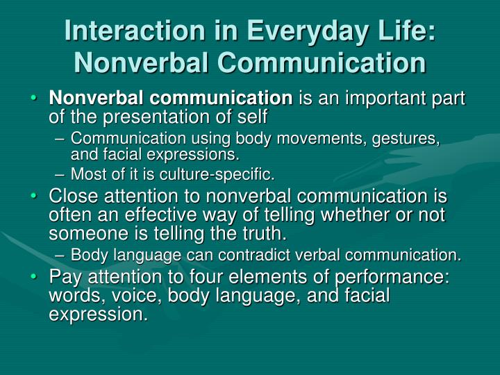 why communication is important in our daily life