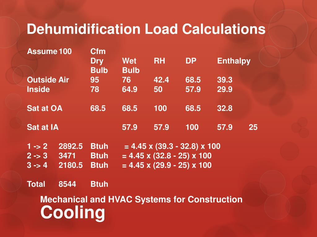 PPT - Cooling PowerPoint Presentation - ID:1617194